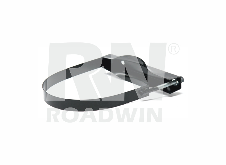 Air tank clamps