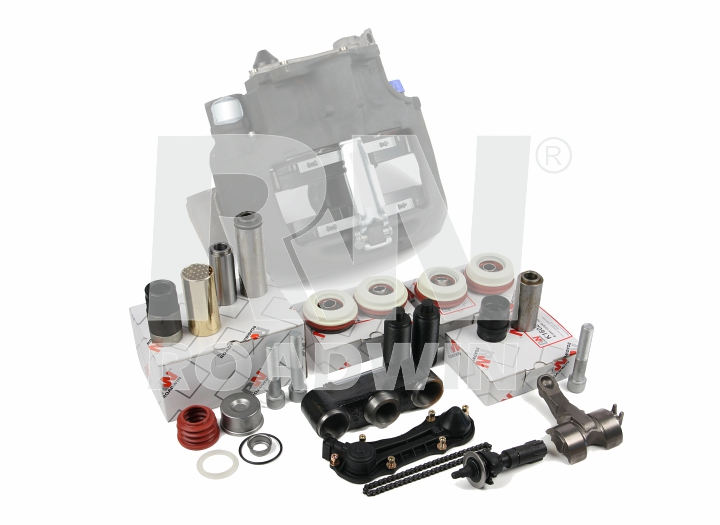 Brake caliper parts