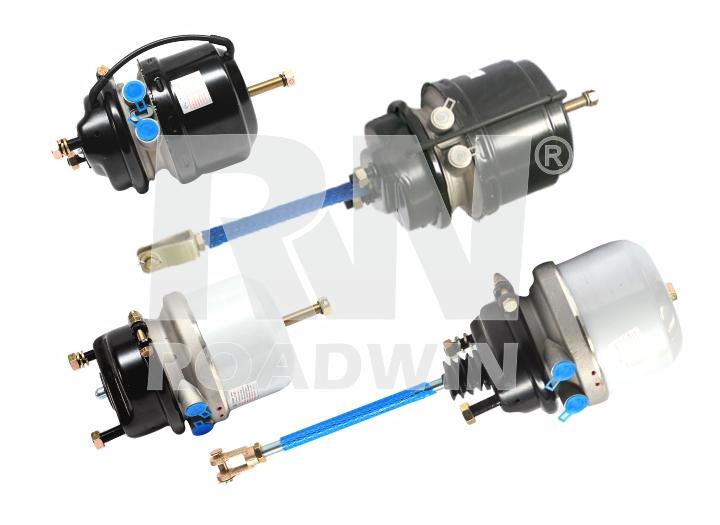 Brake chambers, actuators