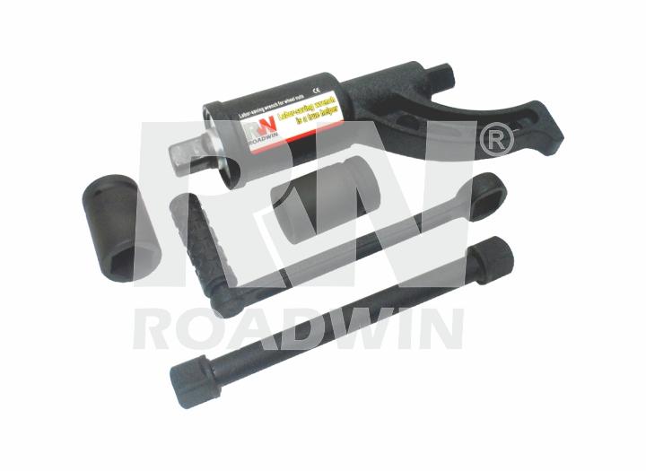 Tyre dismounting tool